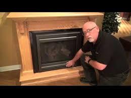 gas fireplace operation heatilator