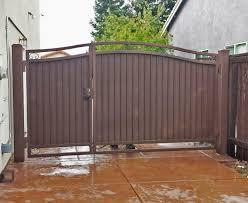 Wrought Iron Side Yard Gates Privacy Gates Sacramento Ca