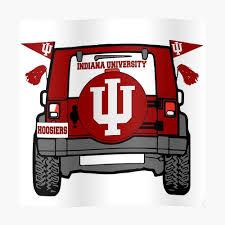 Jeep X Indiana Poster By Samradinsky Redbubble