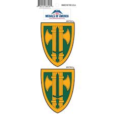 Military Branch Decals Stickers Die Cut Vinyl