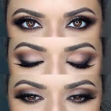 50 most trendy brown eyes makeup idea