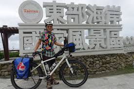 taiwan cycling south from taroko gorge