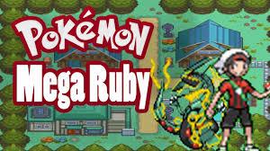 Pokemon Mega Ruby al Español con Mega Evoluciones - Nuevo Hack Rom ...