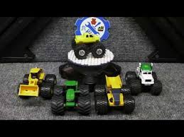 john deere mini monster treads by tomy