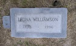Leona Myrtle Williamson (1898-1996) - Find A Grave Memorial