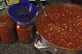 pressure canner chili con carne the