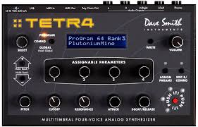 Amazon.com: Dave Smith Instruments Tetra: Musical Instruments