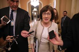 Police investigate suspicious letter sent to Susan Collins' home in Maine -  CBS News