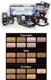 mehron celebre pro hd makeup kit ed