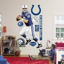 Peyton Manning Fathead Wall Decal Allposters Com