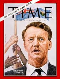 TIME Magazine Cover: Ian Smith - Nov. 5, 1965 - Ian Smith - Rhodesia