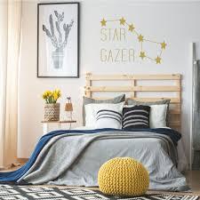 Star Gazer Big Dipper Vinyl Wall Decal Home Decor For Kids Bedroom Customvinyldecor Com
