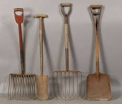 old garden tools lynne all
