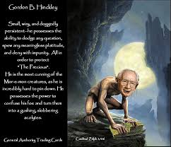 quotes about gordon b hinckley quotes