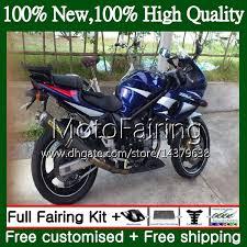 fairing bodywork for suzuki sv1000