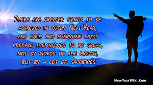 happy new year motivational quotes new year wiki