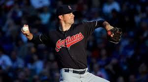 Indians' Adam Plutko Loses No-Hitter Against Cubs