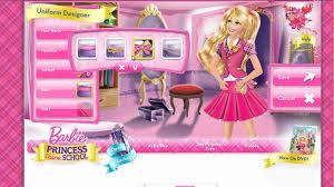 barbie princess charm gameplay