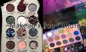 8 makeup x pop culture collections