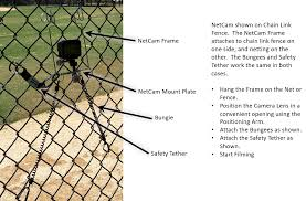 Use Fenceclip To Video Baseball And Softball Games