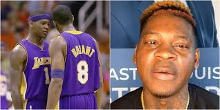 """Smush Parker Regrets Not Squashing Beef With Kobe: """"I Was Wrong & I'm  Sorry"""" (VIDEO) 