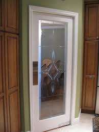 interior glass doors aluminum frame