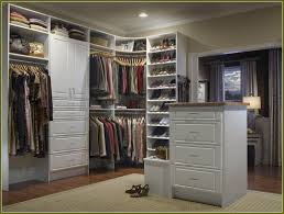 attractive closet organizers at home