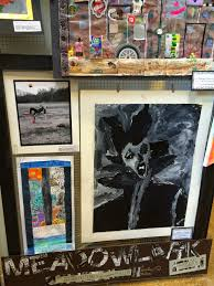 Art at Meadowlark Middle- Ms. Miles Visual ART ROOM: March 2015