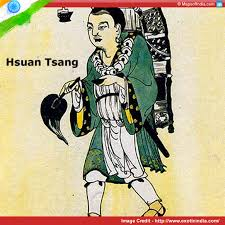 who was hsuan tsang my india