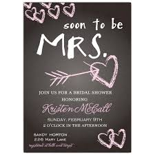 dream bridal shower invitations
