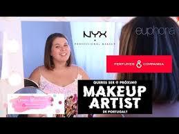 queres ser próxim makeup artist de
