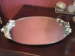 mirrored vanity tray for in san