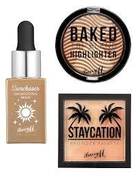 barry m bronzing bundle home essentials