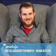 DeskLodger Of The Month – Adam Butler – DeskLodger House