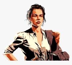Abigail Roberts Red Dead Redemption 2, HD Png Download - kindpng