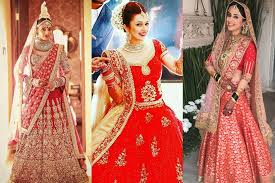 top 3 indian celebrities bridal makeup