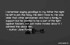 top quotes sayings about saying goodbye to family