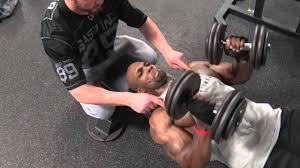 Byron Harris Training Chest at ...destination DALLAS TEXAS - YouTube