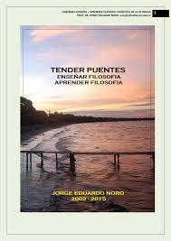 Calameo 205 Tender Puentes Ensenar Filosofia Y Aprender Filosofia