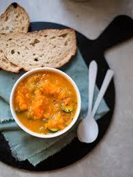 chunky vegetable soup aninas recipes