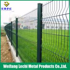 China Pvc Coated Low Carbon Steel Wire Peach Shape Post Triangle Fence For Farm And Ranch China Fence Mesh