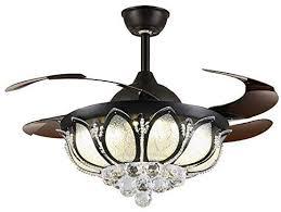 moooni fandelier invisible ceiling fans