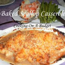 Baked Scallop Recipes with Ritz Crackers
