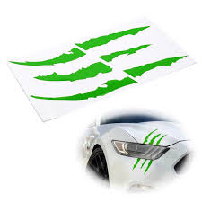 Headlight Scar Scratch Vinyl Decal Ijdmtoy Com