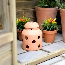 Firefly Terracotta Heater Heater Candles Greenhouse Accessories Greenhouses And Equipment Equipment Garden Dobies
