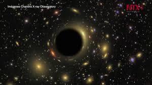 Agujeros negros supermasivos crecen más rápido que sus galaxias ...