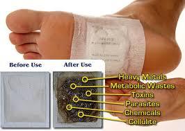 do homemade detox foot pads really