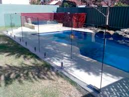 Glass Railing Clear Glass With Panels Outdoor For Stairs