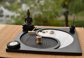 sand should you use in a zen garden