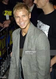 Brian Littrell of The Backstreet Boys during Backstreet Boys Sign... | Brian  littrell, Backstreet boys, Boy sign